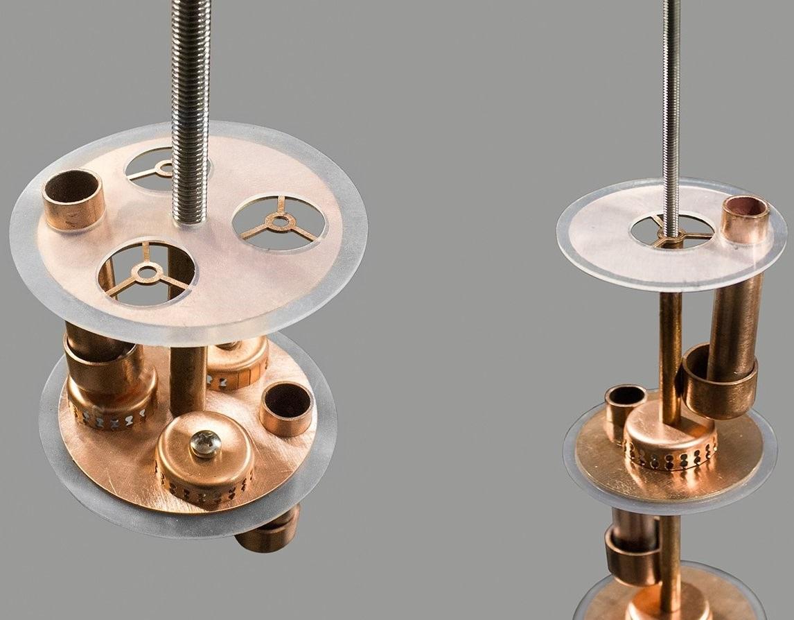 фото силиконовых дисков для герметизации тарельчатой колонны