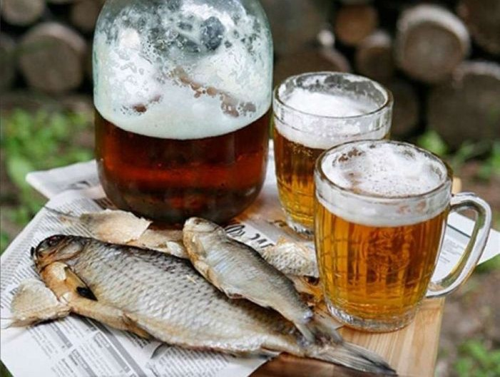 фото советского пива