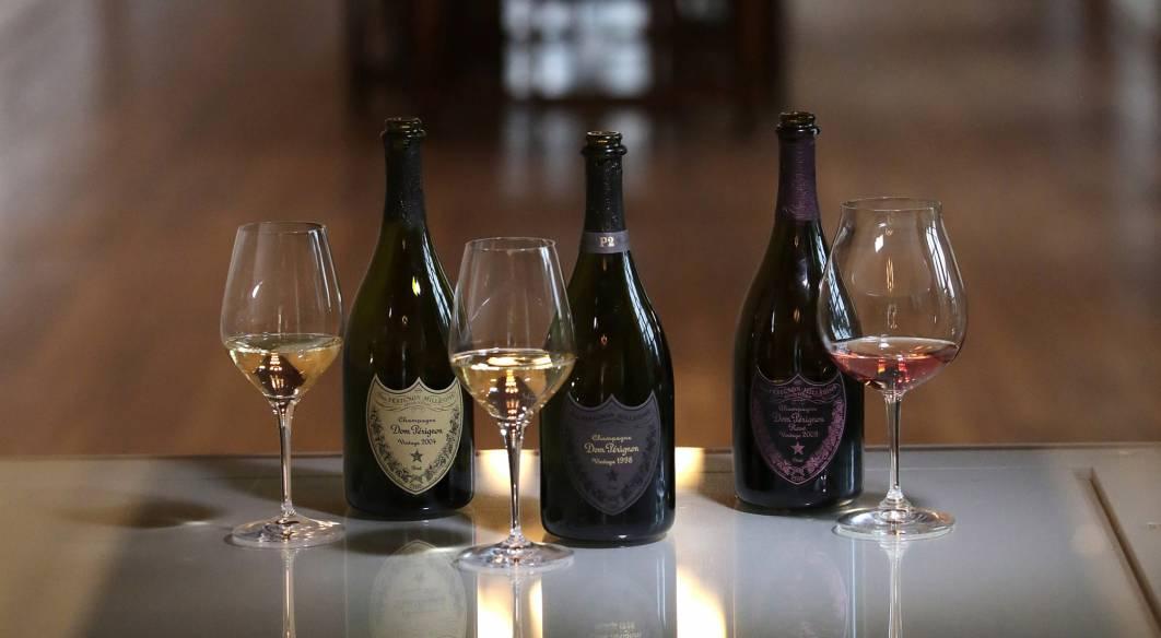 фото видов шампанского Дом Периньон