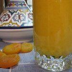 фото вина из сушеных абрикос кураги