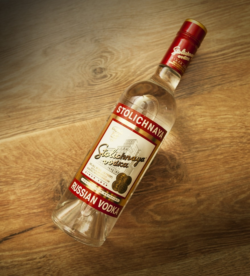 водка Столичная от завода Кристалл