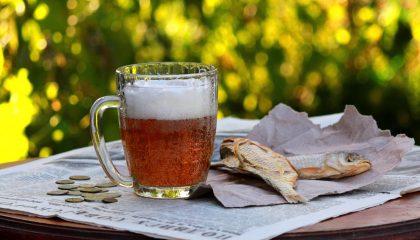 характеристика российского пива