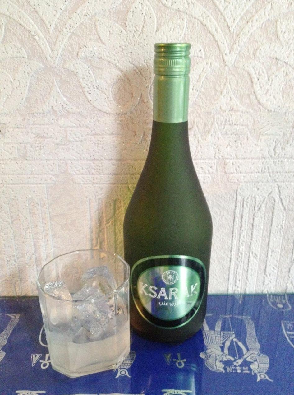 фото бутылки ксарака