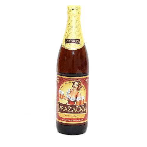 фото бутылки пива Пражечка