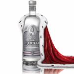 фото бутылки водки царская