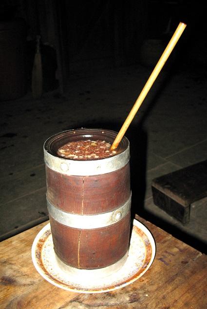 фото как правильно пить тонгба