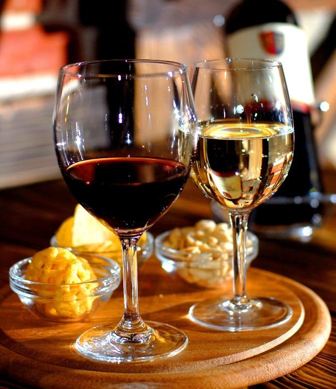 фото каталонских вин