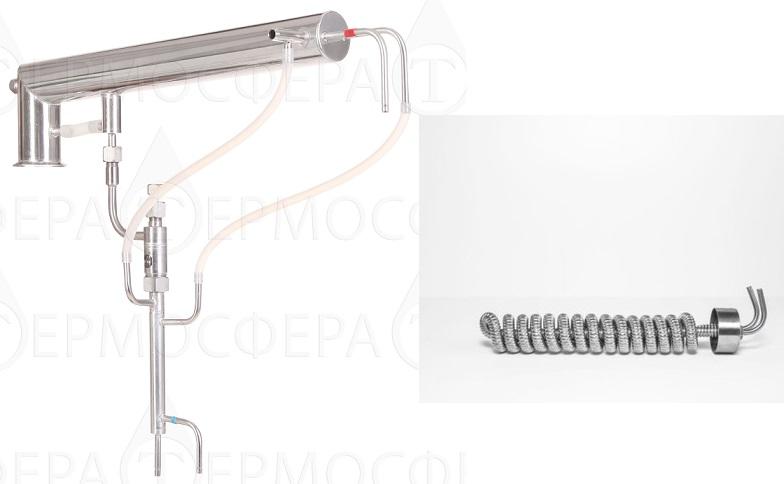 фото конденсатора гейзер и холодильника димрота