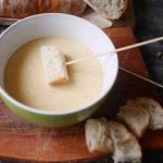 фото сырного фондю