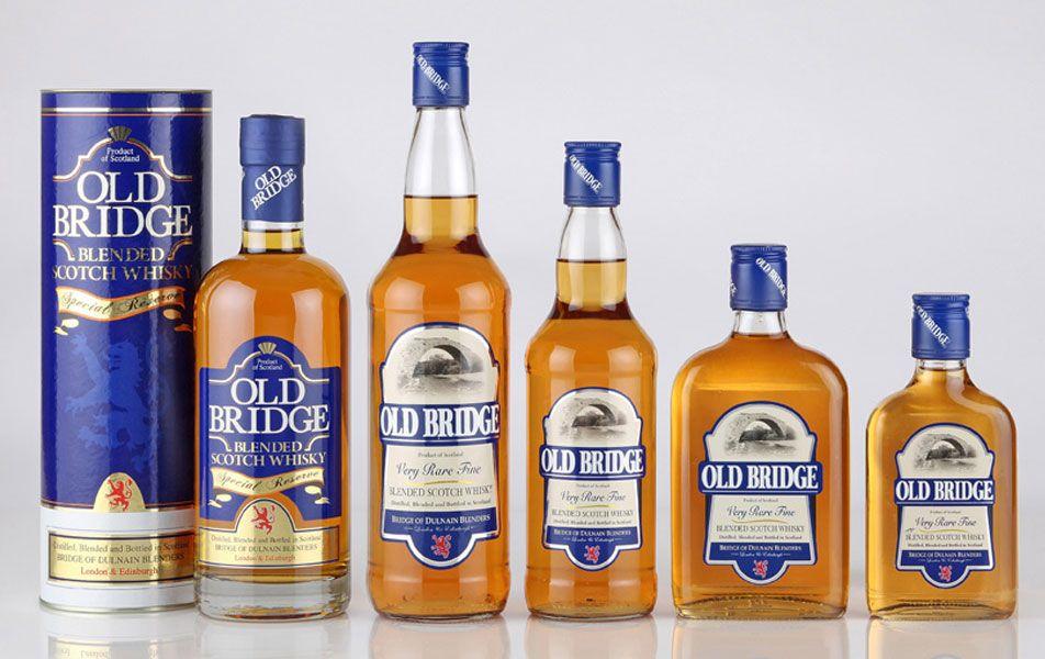 фото видов виски олд бридж