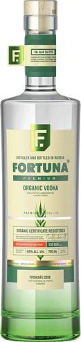 фото водки Fortuna Organic