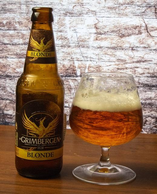 фото бутылки пива Гримберген