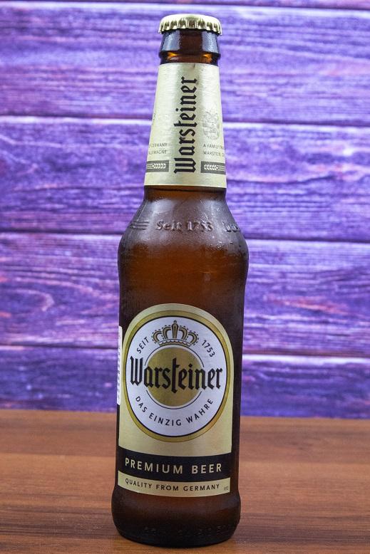фото бутылки пива Варштайнер
