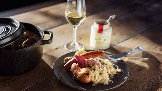 фото чем закусывать эльзасские вина