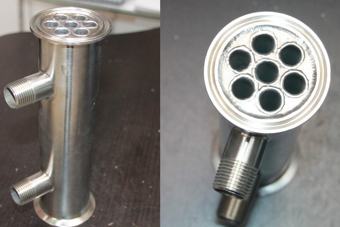 фото дефлегматора самогонного аппарата алкаш делюкс 2