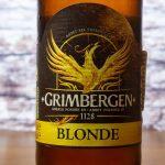 фото этикетки пива Гримберген