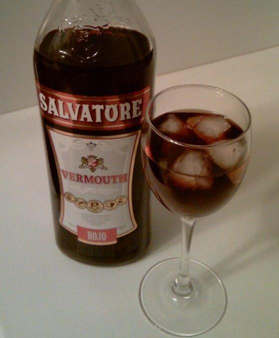 фото как правильно пить вермут Сальваторе
