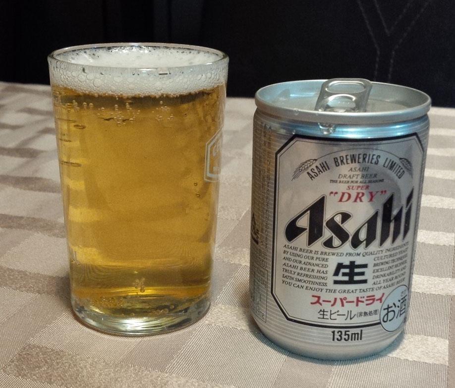 фото мини банки пива асахи