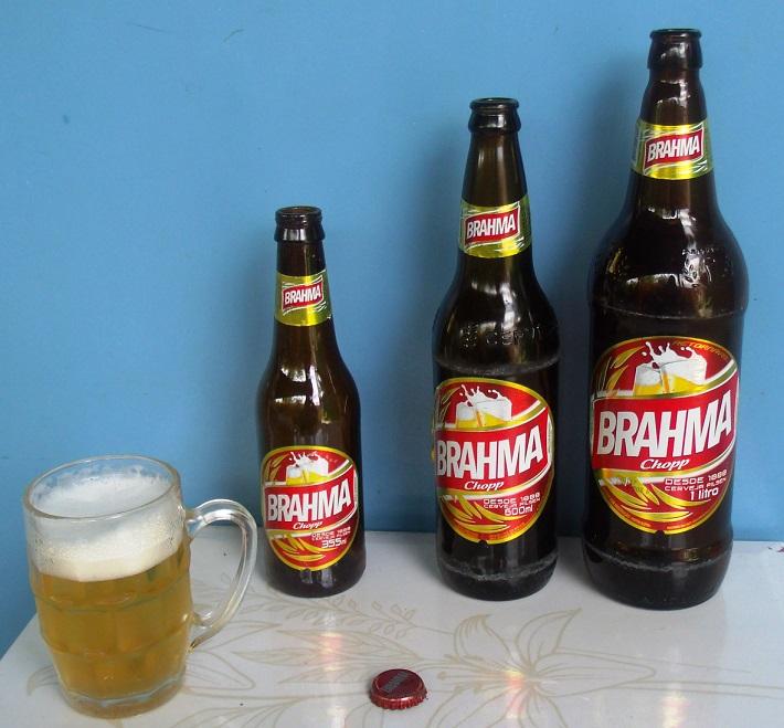фото пива Брама