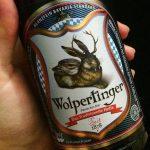 фото этикетки пива Вольпертингер