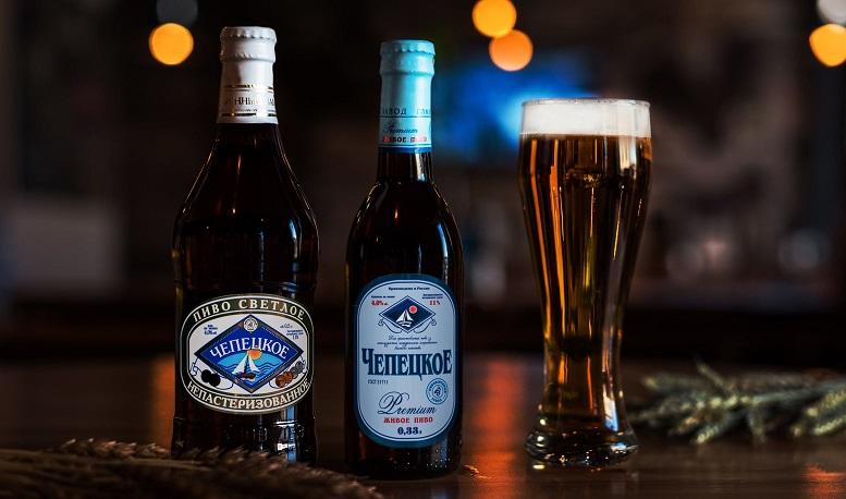 фото видов пива Чепетское