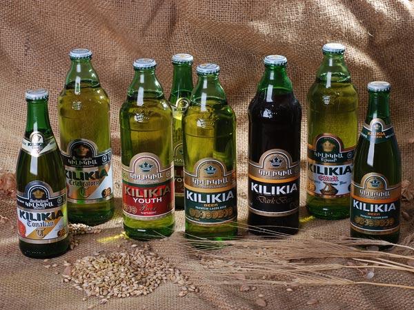 виды пива Киликия