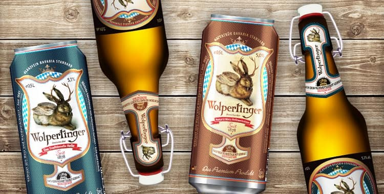 фото видов пива Вольпертингер