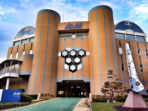 фото завода по производтсву пива асахи