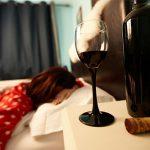 сон после алкоголя