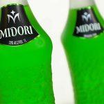 фото бутылки ликера Мидори
