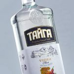 фото бутылки водки Тайга