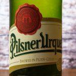 фото этикетки пива Пильзнер Урквел