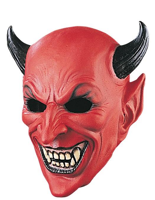 фото маски дьявола Эль Дьябло