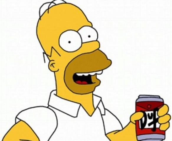 фото любимого пива Гомера Симпсона