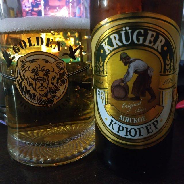фото пива Крюгер