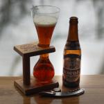 фото пива Квак на подставке
