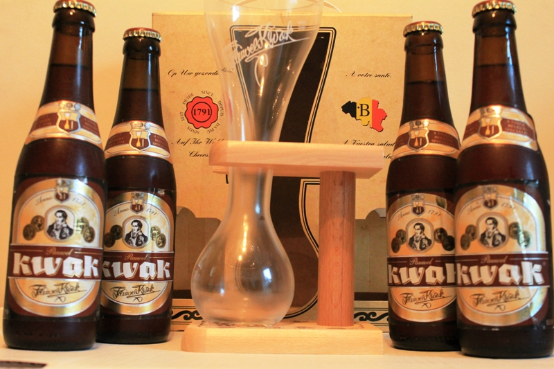 фото бокала для пива Квак