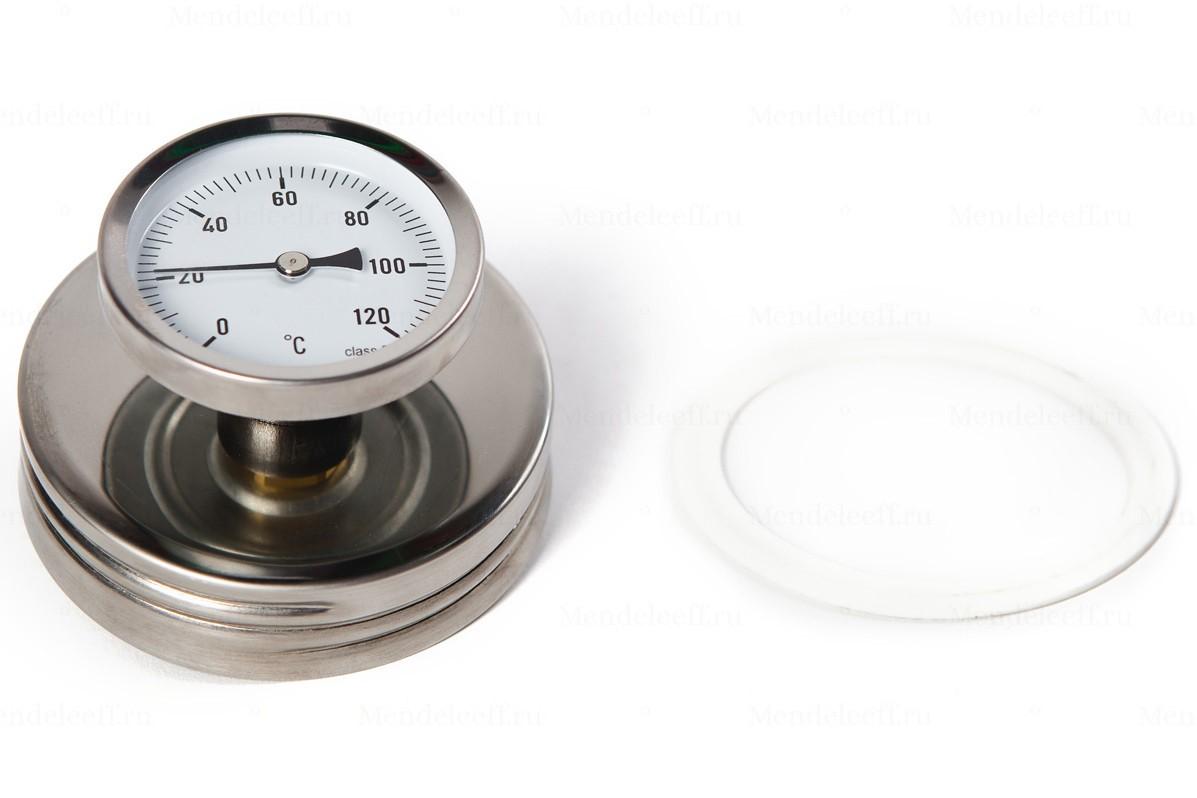 фото термометра перегонного куба Менделеев