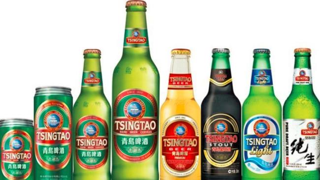 фото видов пива Циндао