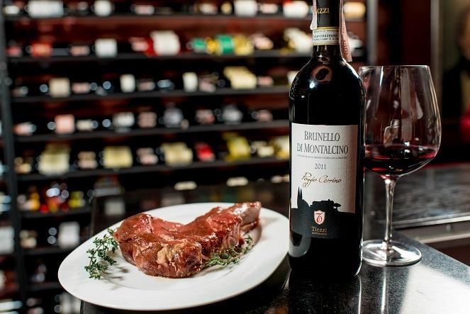 бокал для подачи вина Брунело