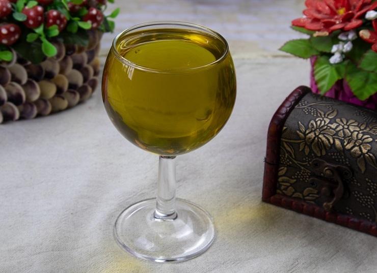 домашнее вино из базилика