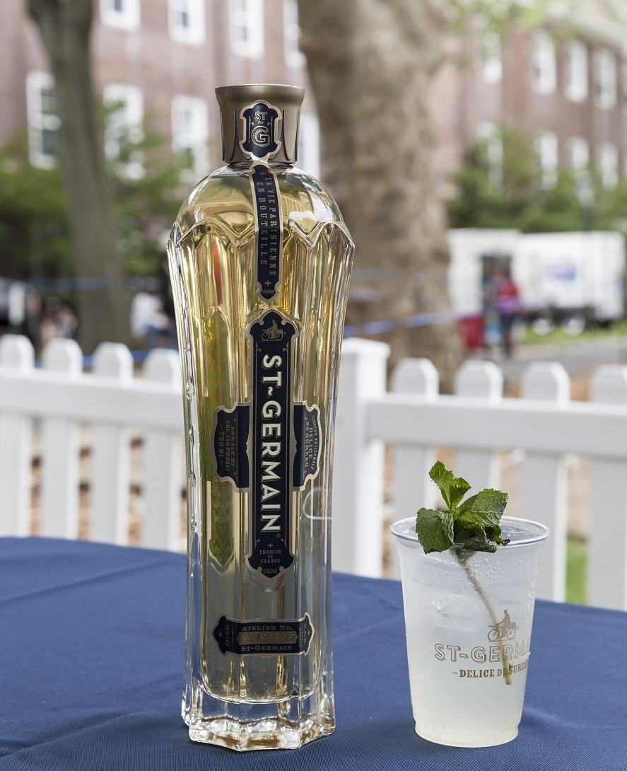 как пить Сен-Жермен