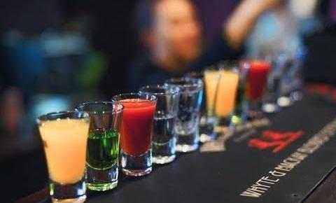 фото коктейля бронепоезд