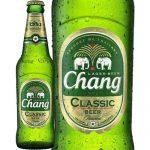 фото этикетки пива Чанг