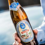 фото бутылки пива Hofbräu