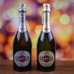 фото шампанского Мартини