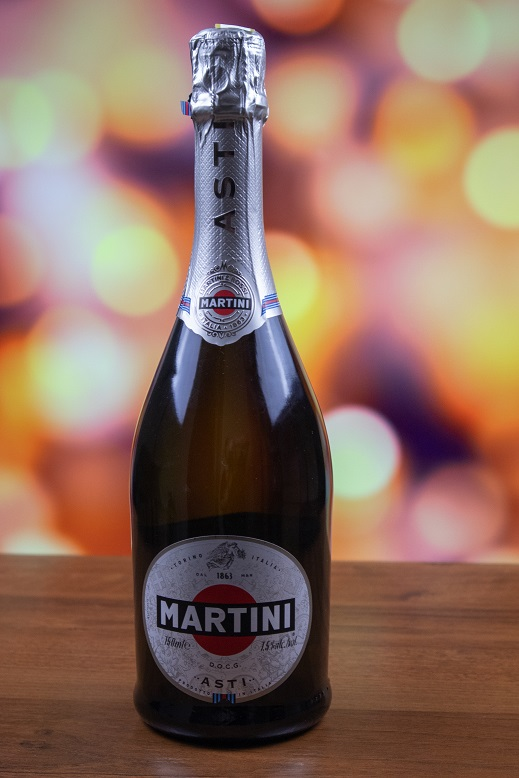 фото бутылки мартини Асти
