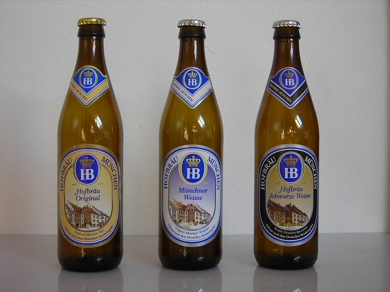 фото видов пива Hofbräu