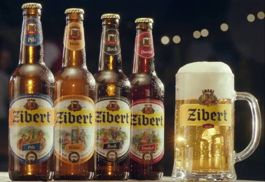 фото видов пива Зиберт