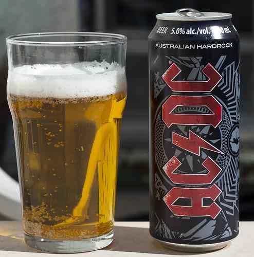 фото пива ACDC